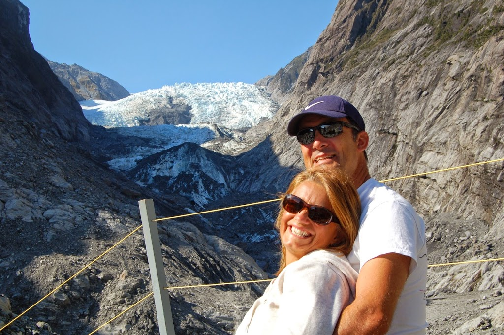 Franz Josef Glacier - Itinerary Planner