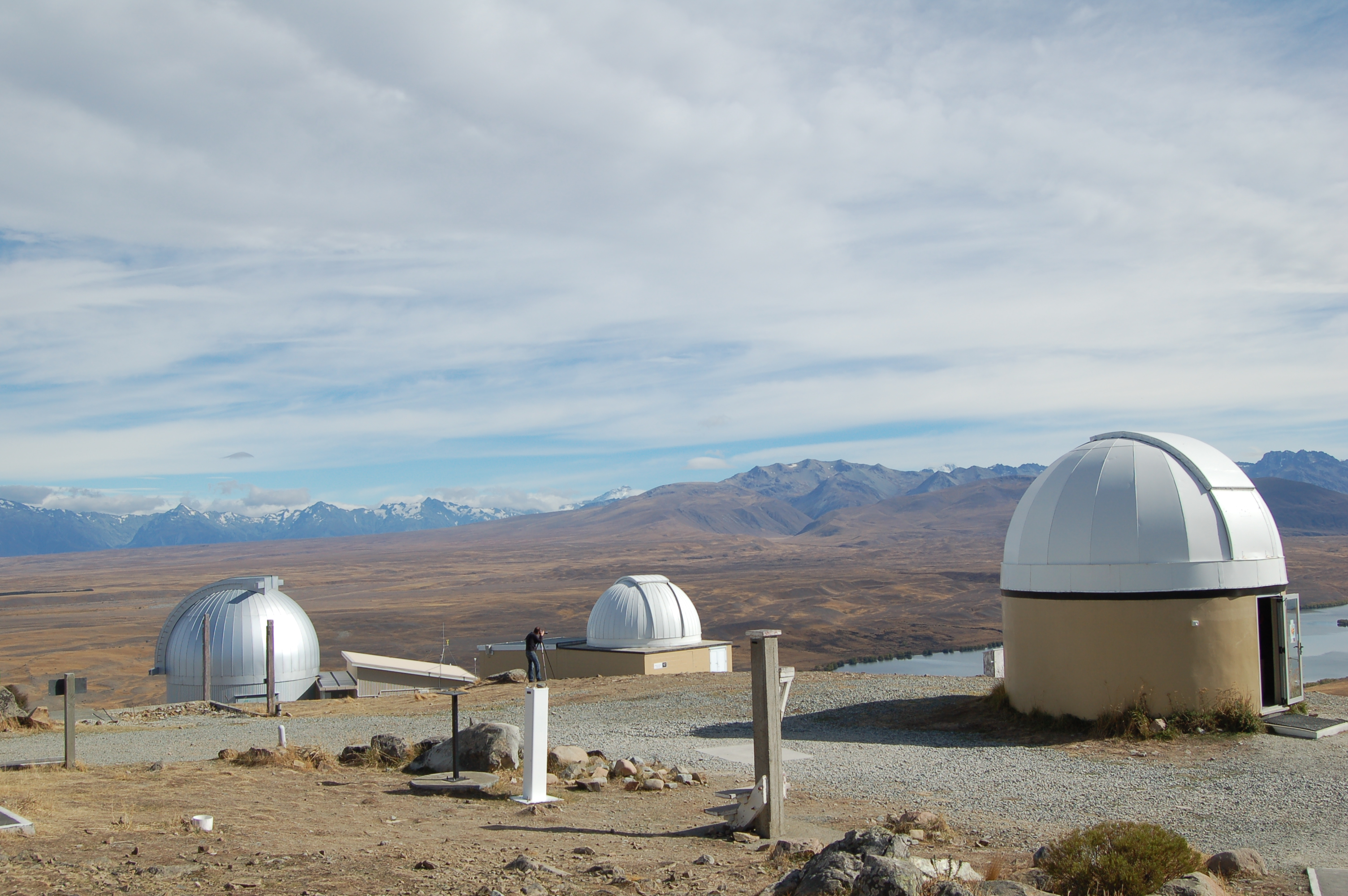 Mt John Observatory, New Zealand - Itinerary Planner