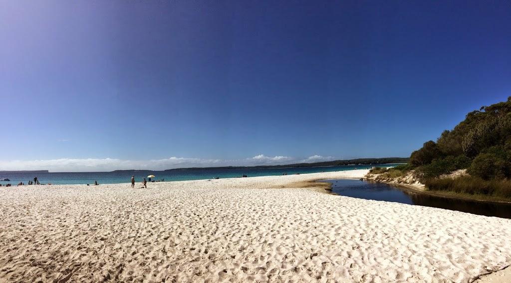 The Great Ocean Drive - Jervis bay, Hyams Beach