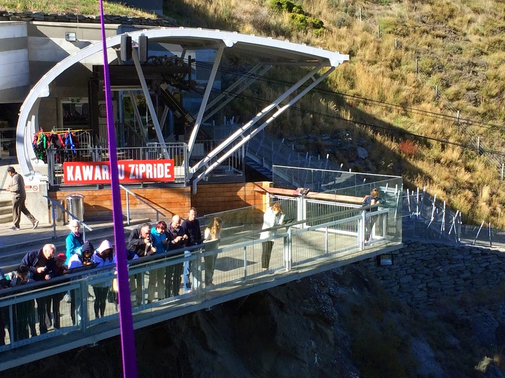 Bungee at Gibbston - New Zealand - Itinerary Planner