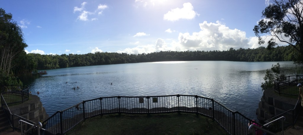 Lake Eacham Tourist Park