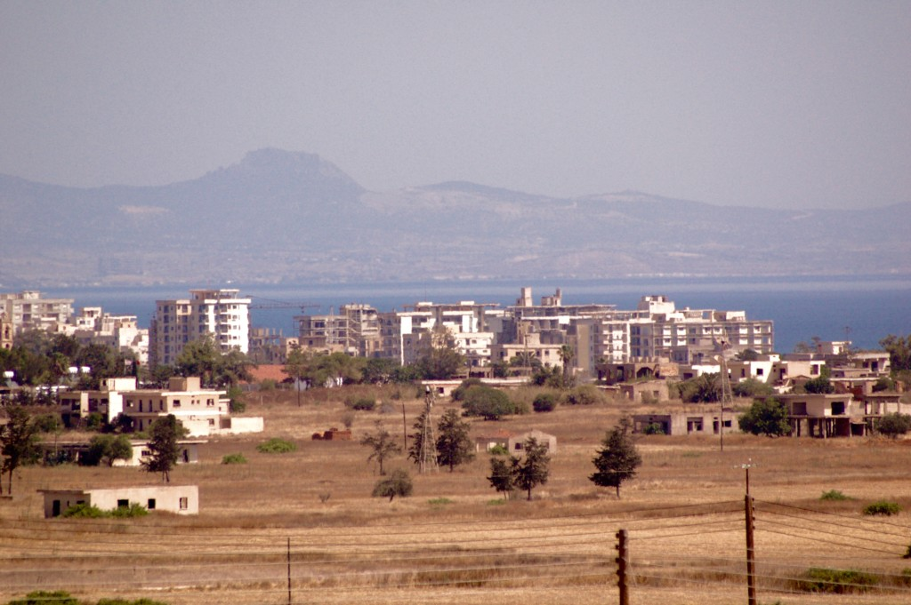 North Cyprus - Famagusta Skyline