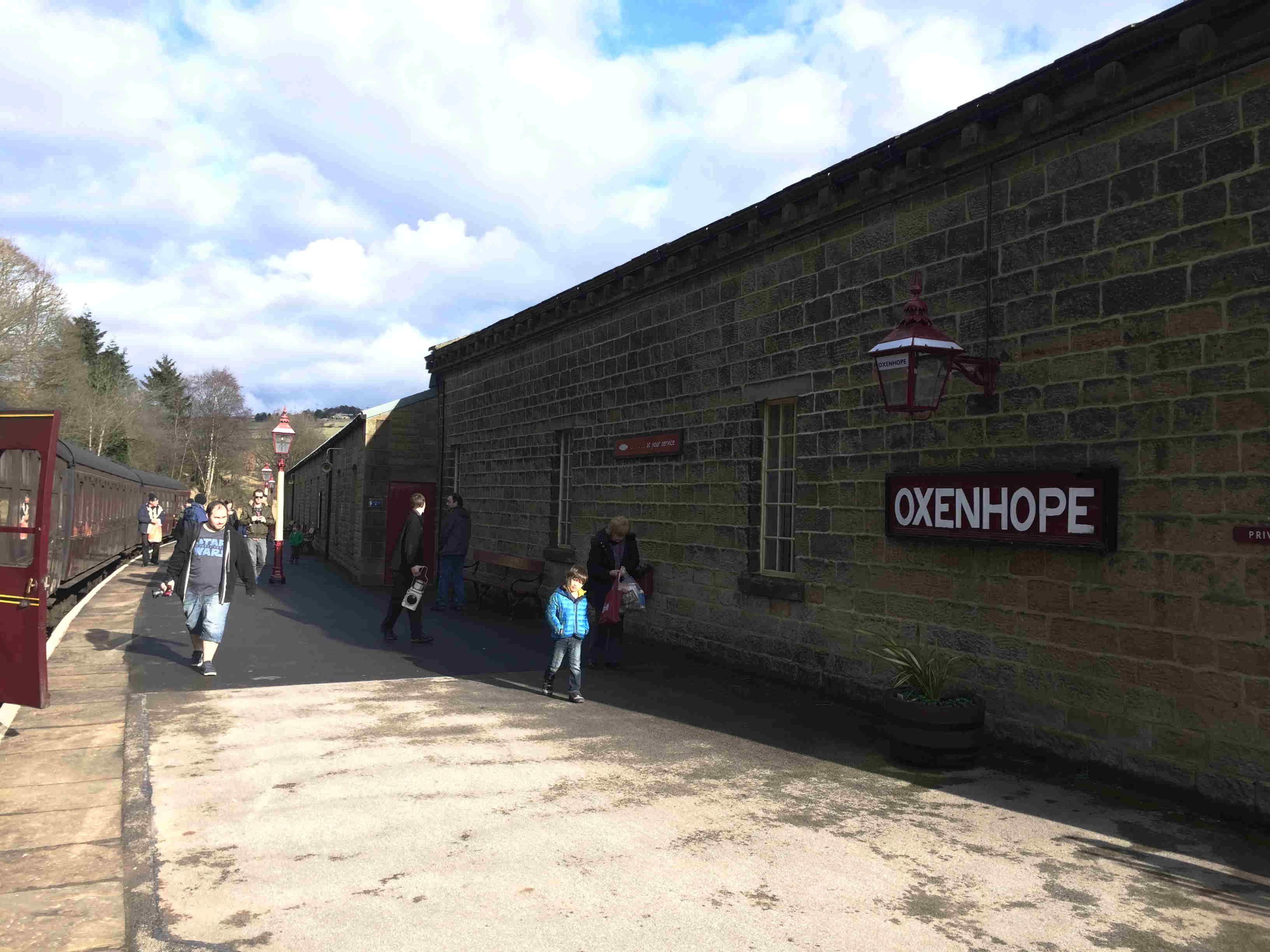 oxenhope, worth valley, travel blog